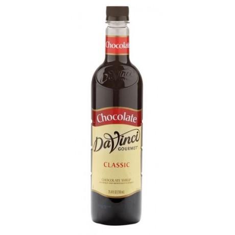 DaVinci Chocolate Syrup 750ml - hương vị sô cô la