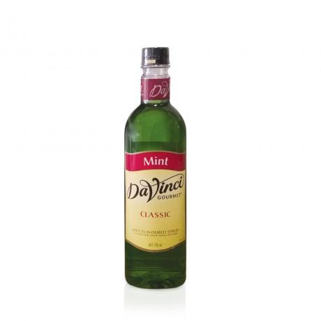 Davinci -Sirô hương bạc hà - 750ml