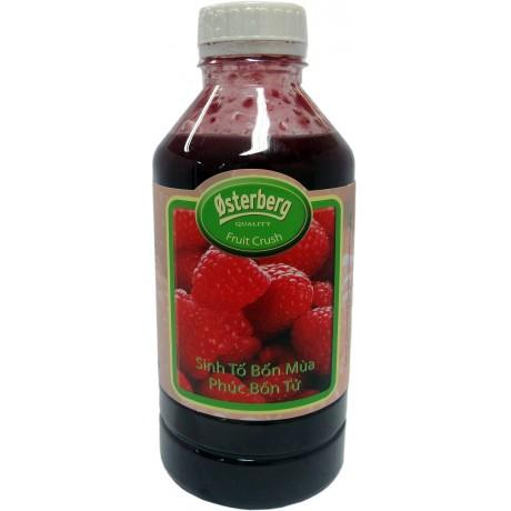 Osterberg Sinh tố Phúc Bồn Tử (Raspberry crush) - 1000ml