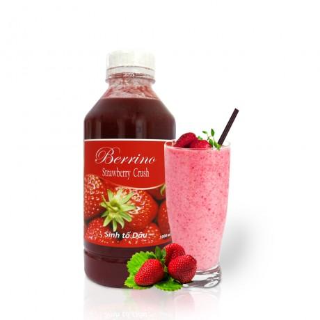 Berrino - Sinh tố Dâu - 1000ml