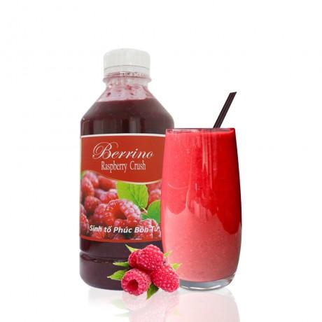 Berrino - Sinh tố Phúc bồn tử - 1000ml