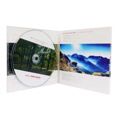 CD HÒA ÂM ĐẠI NGÀN & RỪNG XƯA ĐÃ KHÉP