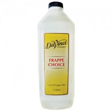 Davinci - Hỗn hợp Gourmet Frappe Choice 2L