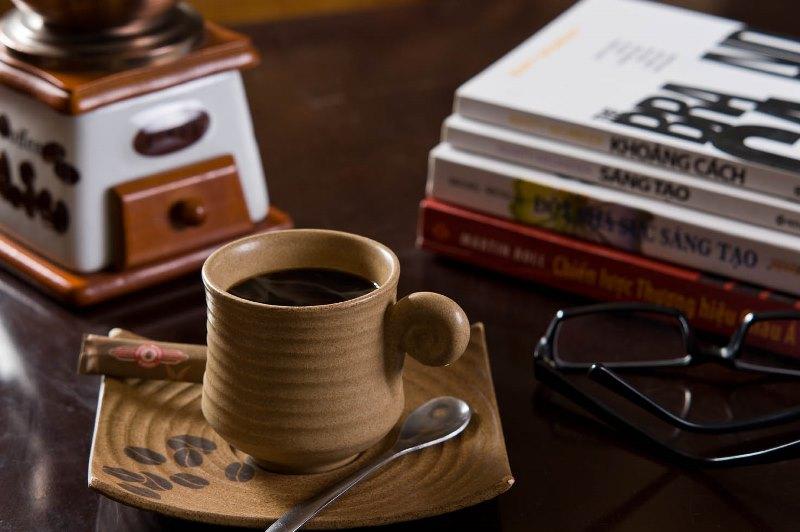 cà phê trung nguyên